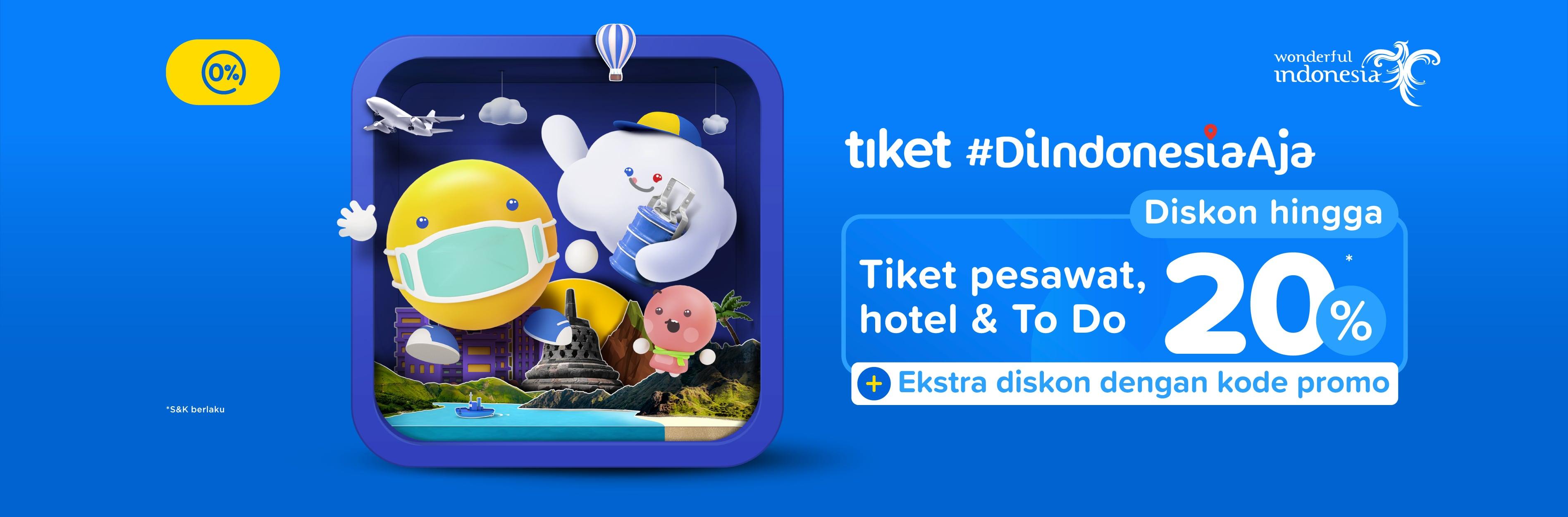 tiket Indonesia Care