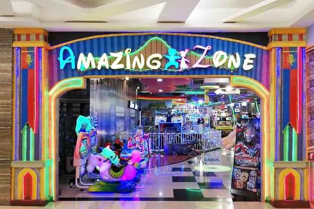 Top-Up Kartu Amazing Zone Tunjungan Plaza 6