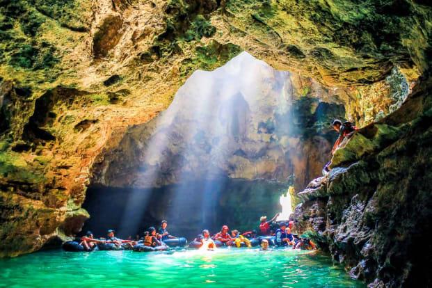 Paket Rafting Goa Jogja Pindul by Arowisata