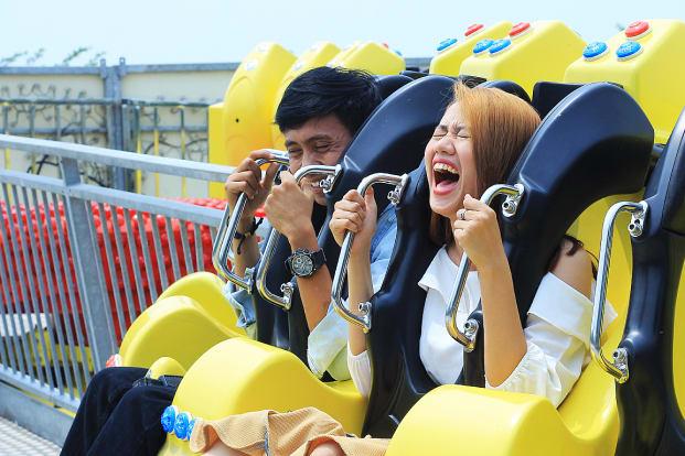Tiket World Of Wonders Theme Park