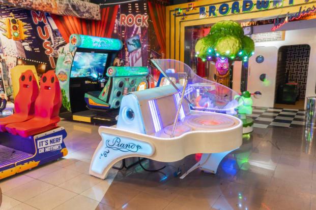 Voucher Top Up Kartu Funworld Mall Grand Batam