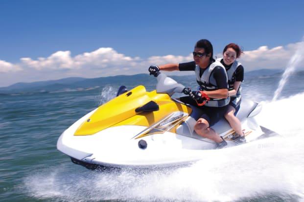 Jet Ski by Pandan Sari Water sport