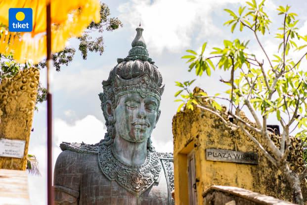 Garuda Wisnu Kencana Cultural Park (GWK)
