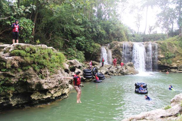 Paket Rafting Sungai Oya Gunung Kidul by Arowisata