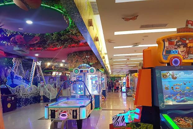 Top-Up Kartu Amazing Zone Pekanbaru