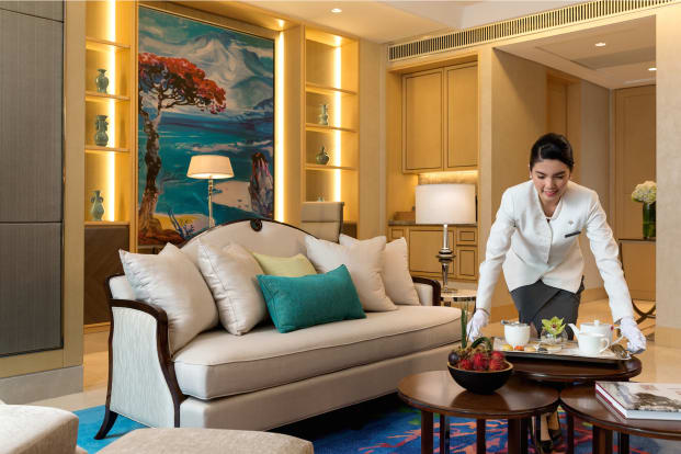 Voucher Private Suite Dining by Raffles Jakarta