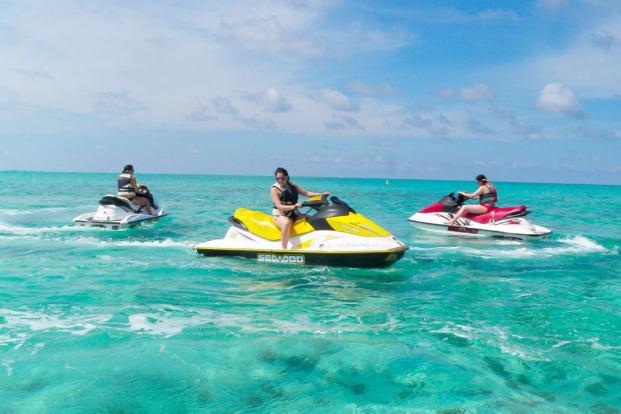 Jet Ski Three Island Watersport