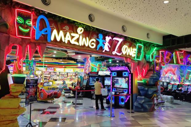 Voucher Top Up Kartu Amazing Zone Pakuwon Supermall Surabaya