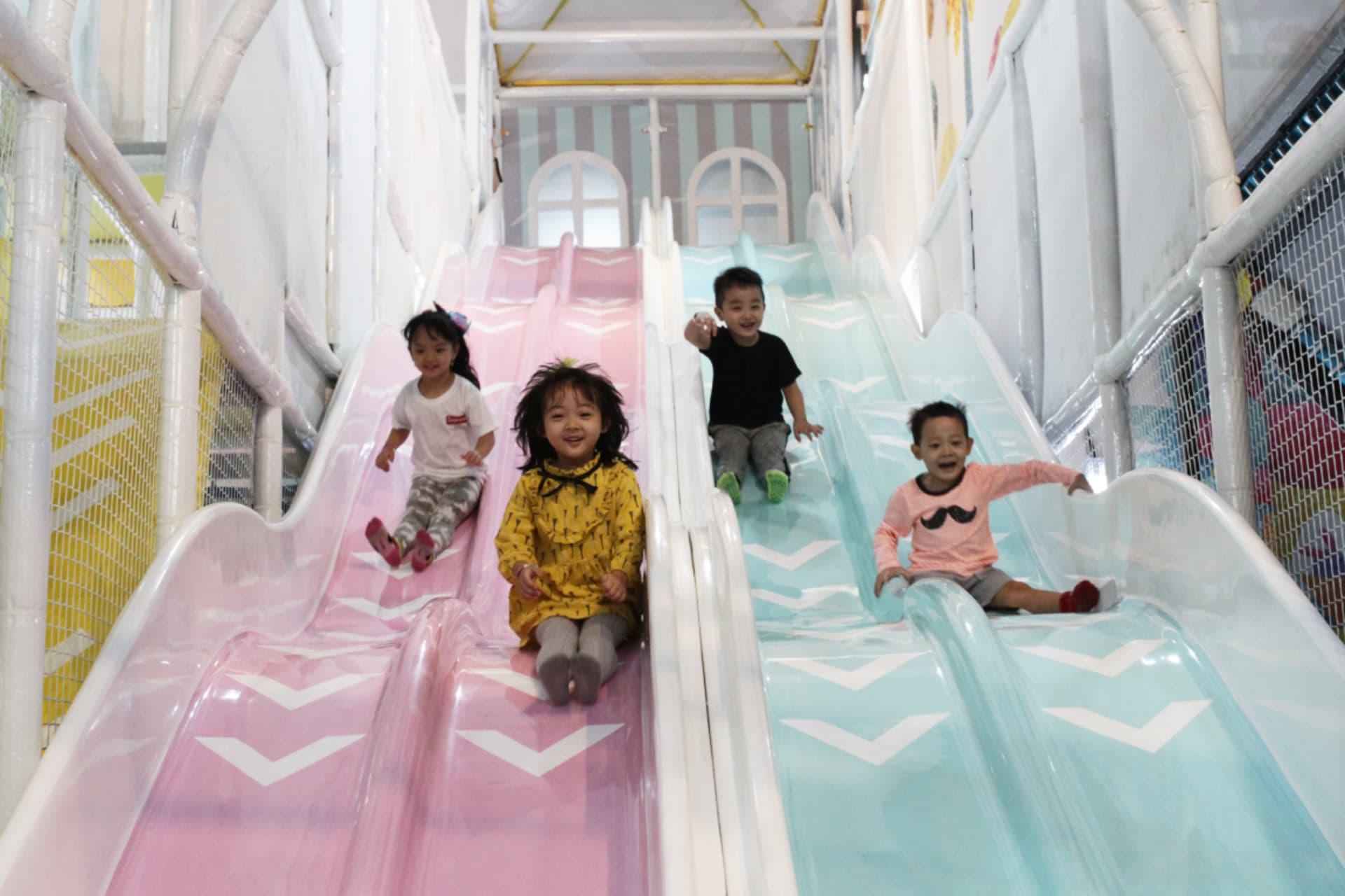Tiket Playtopia Playground Pondok Indah Mall Tiket Com