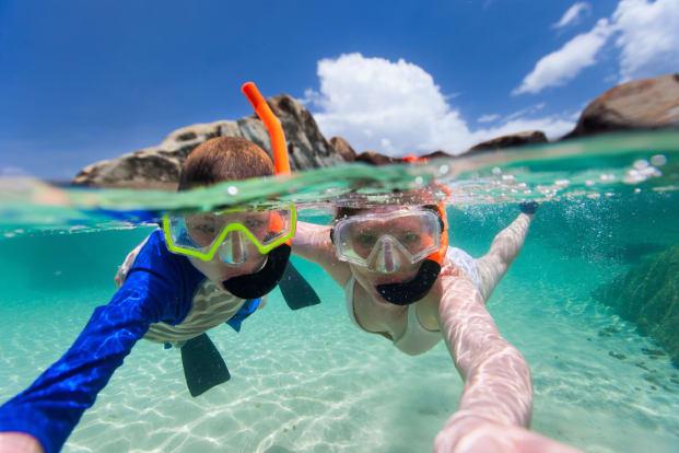 Snorkeling Only by Pandan Sari Water sport