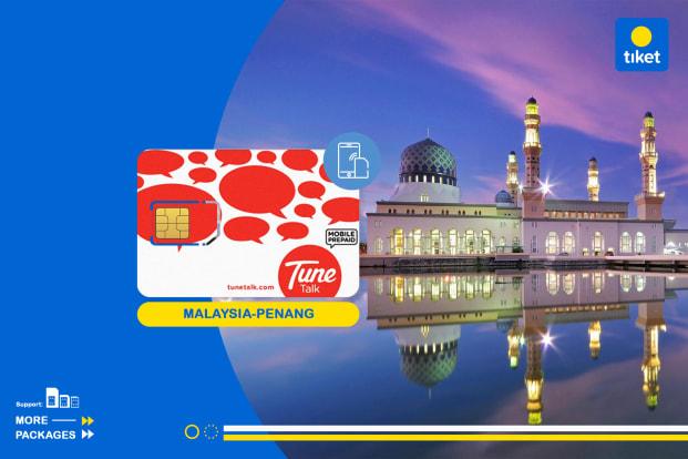 Malaysia 4G SIM Card (Kota Kinabalu International Airport Pickup)