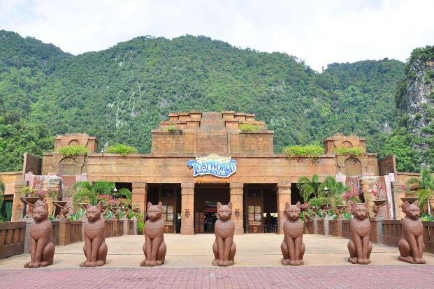 Lost World of Tambun Amusement and Water Park