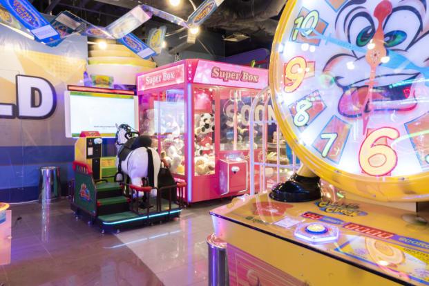Voucher Top Up Kartu Funworld Palembang Trade Center