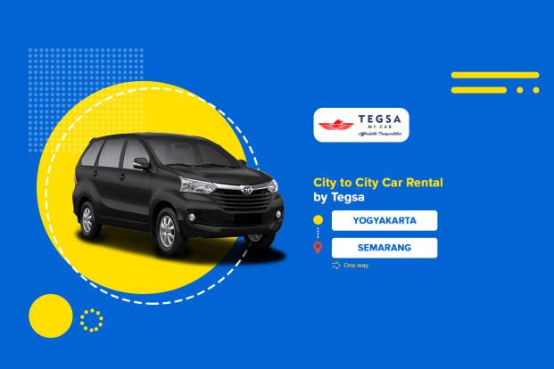 Sewa Mobil Yogyakarta ke Semarang - City To City