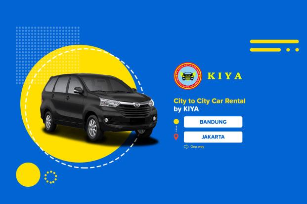 Sewa Mobil Bandung ke Jakarta - City to City