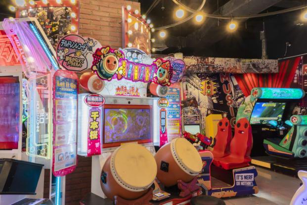 Funworld Grand Indonesia Shopping Town Carniville