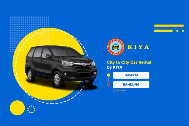 Sewa Mobil Jakarta ke Bandung - City to City