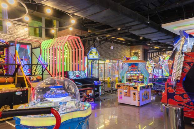 Voucher Top Up Kartu Funworld Medan Mall