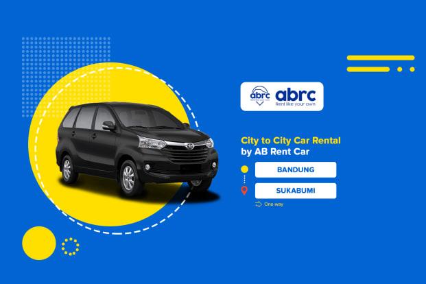 Sewa Mobil Bandung ke Sukabumi - City To City