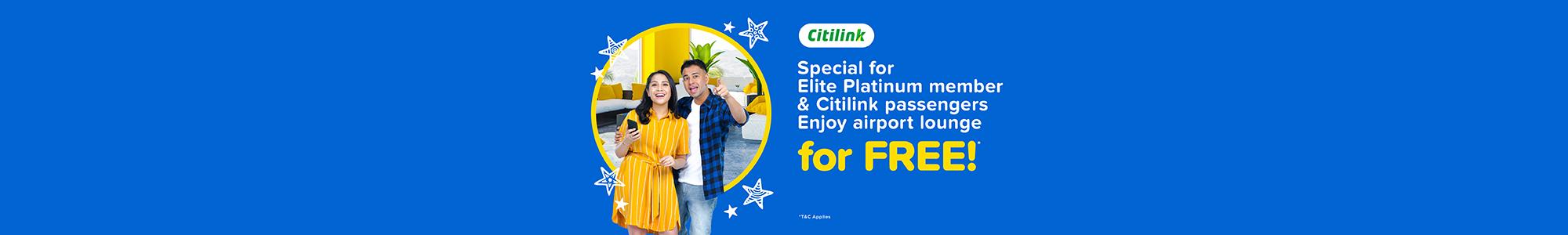 Promo Gratis Masuk Airport Lounge di Bandara - tiket.com