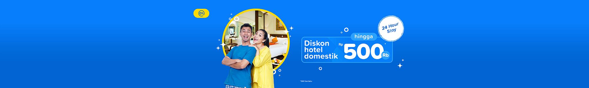 Promo Hotel Online Paling Murah