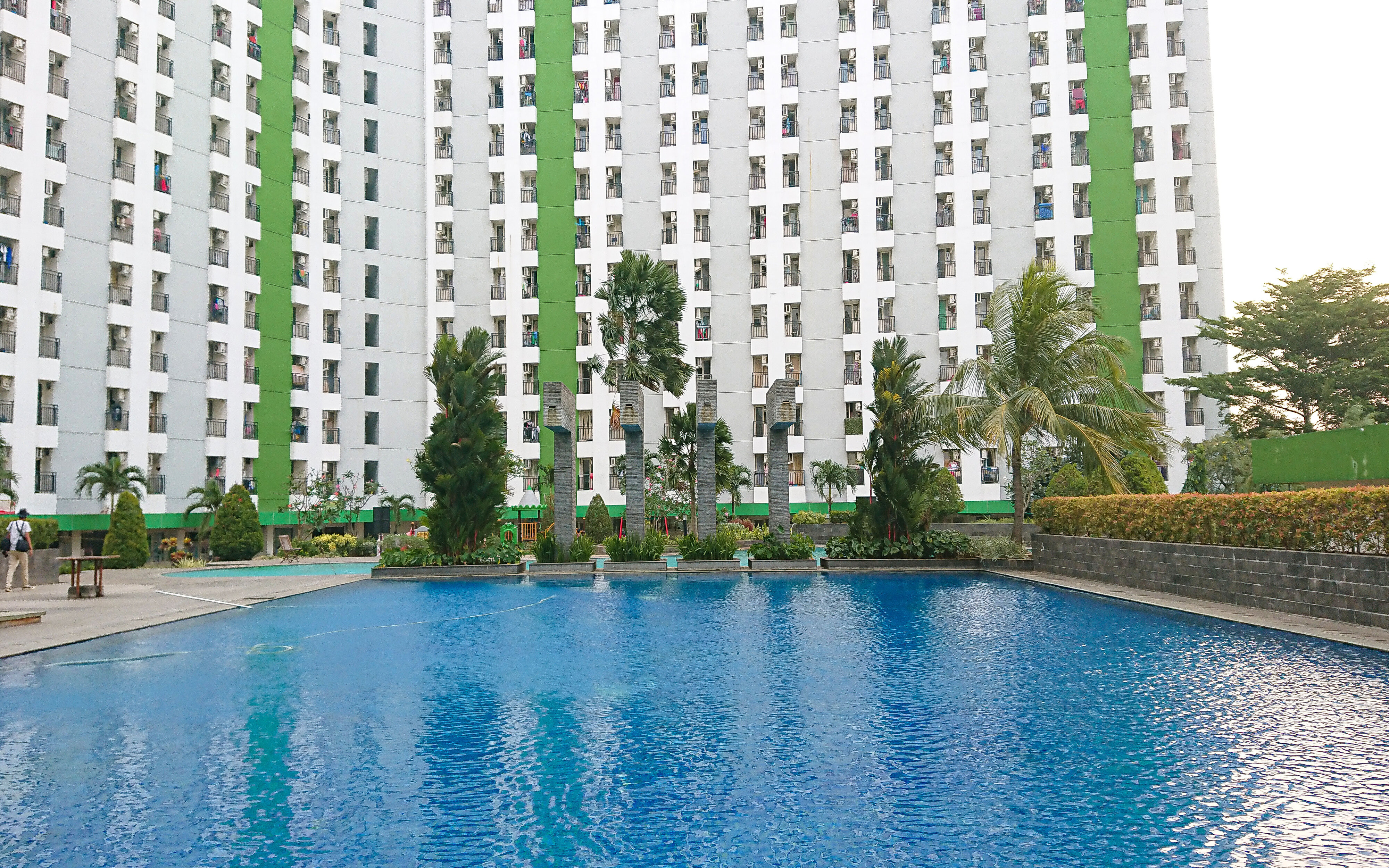 Istana Room Properti Green Lake View, Tangerang Selatan