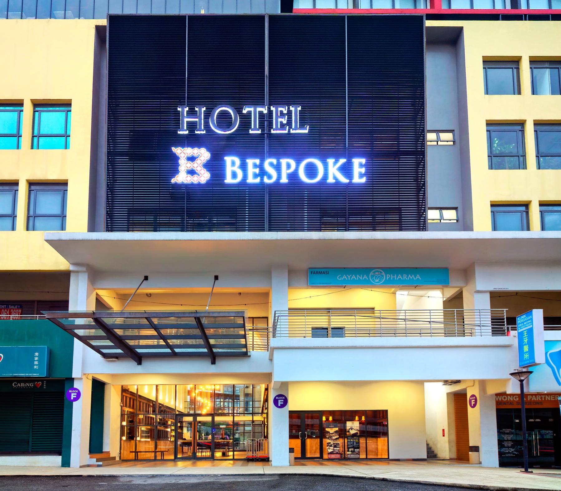 Bespoke Hotel Puchong, Kuala Lumpur