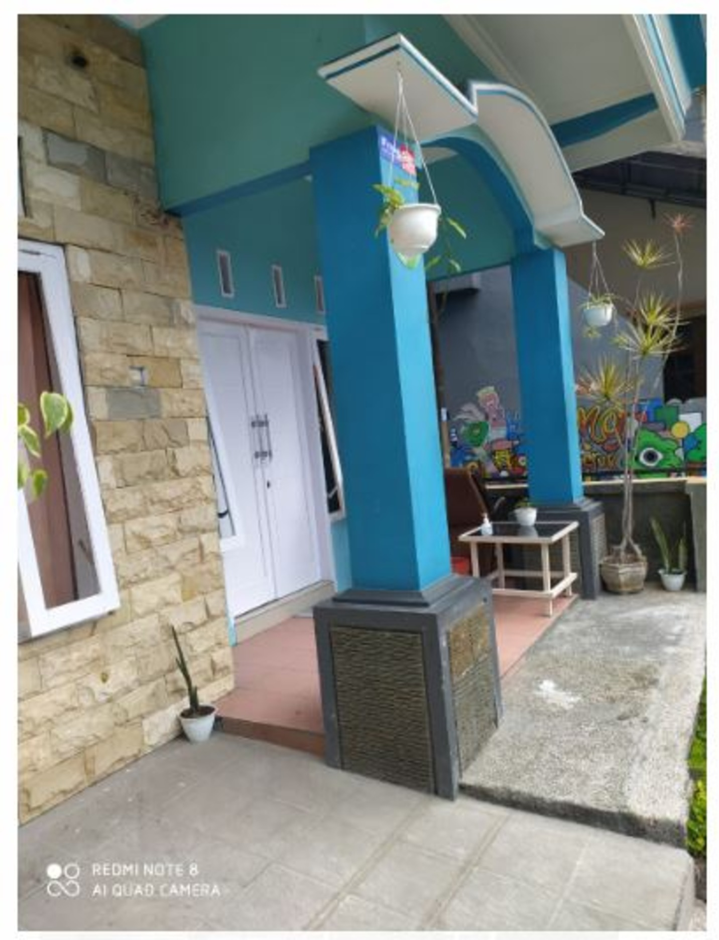Guest House Biru, Malang