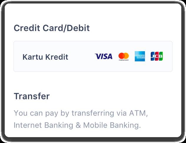 Cicilan Kartu Kredit Tiket Pesawat, Hotel, Event - tiket.com