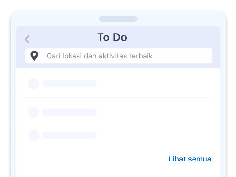 Pakai tiket FLEXI, Nikmati Aktivitas Seru Kapan Aja! | tiket.com