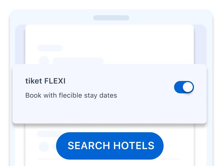 Book Tickets Now Even More Flexible with tiket FLEXI | tiket.com