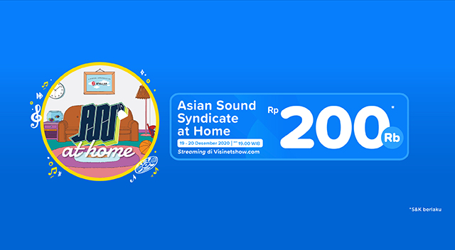 Asian Sound Syndicate, Hanya Rp200.000