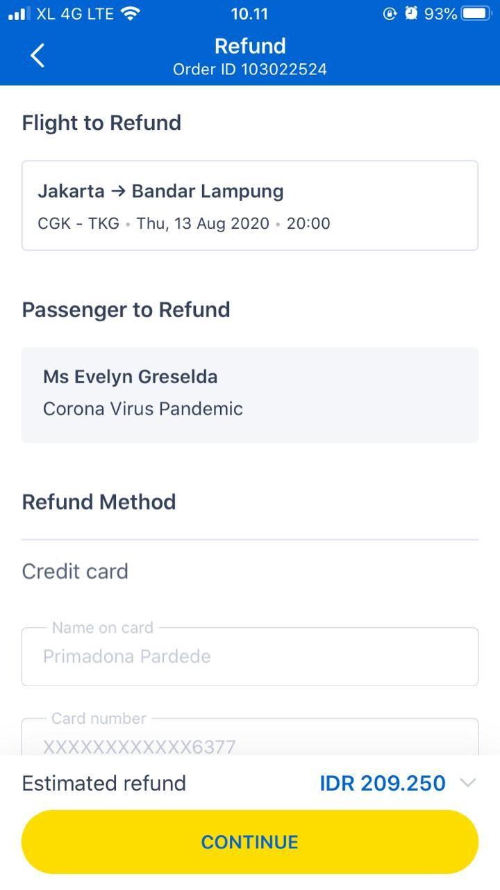 Temukan Cara Refund Tiket Kereta Di Tiket Com paling mudah