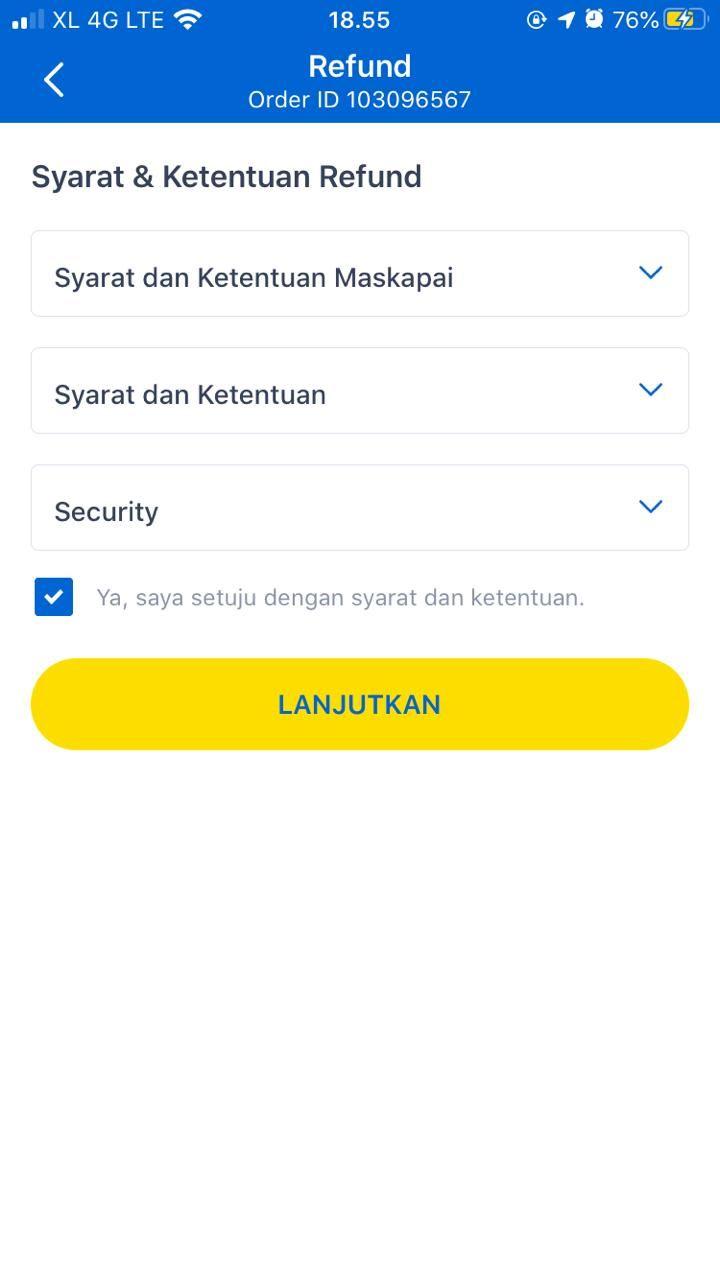 Refund Tiket Pesawat Dengan Mudah Di Aplikasi Tiket Com