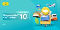 Harga Spesial Car Transfer, Mulai dari Rp10.000