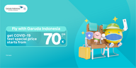 COVID-19 Test Special Price from Garuda