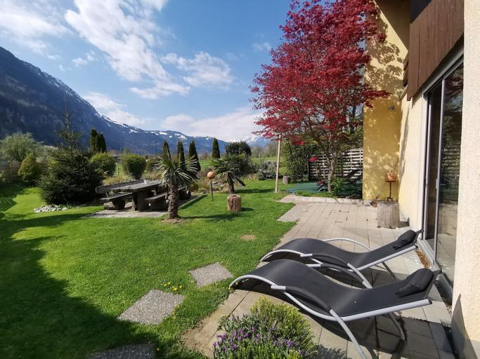 DownTown Apartments - RiverTown House, Interlaken