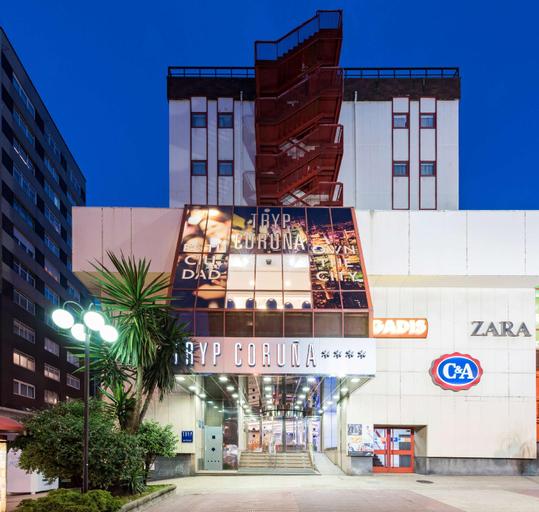 TRYP Coruña Hotel, A Coruña