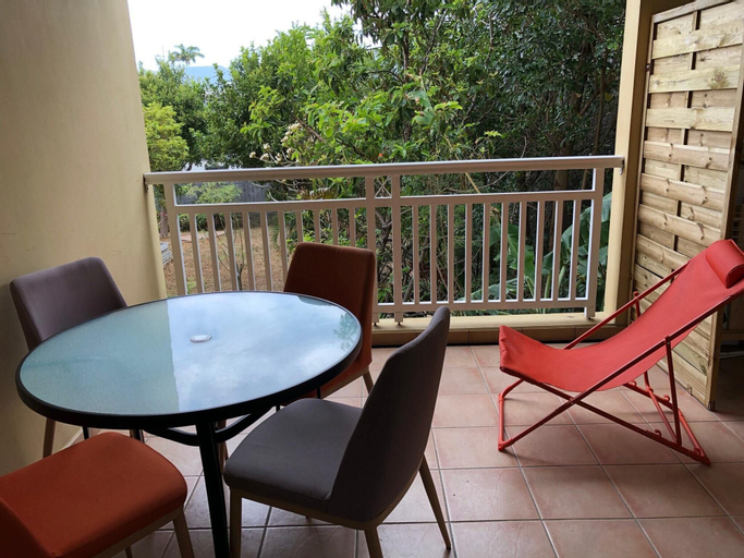 Apartment With one Bedroom in Saint-pierre, With Enclosed Garden and W, Saint-Pierre