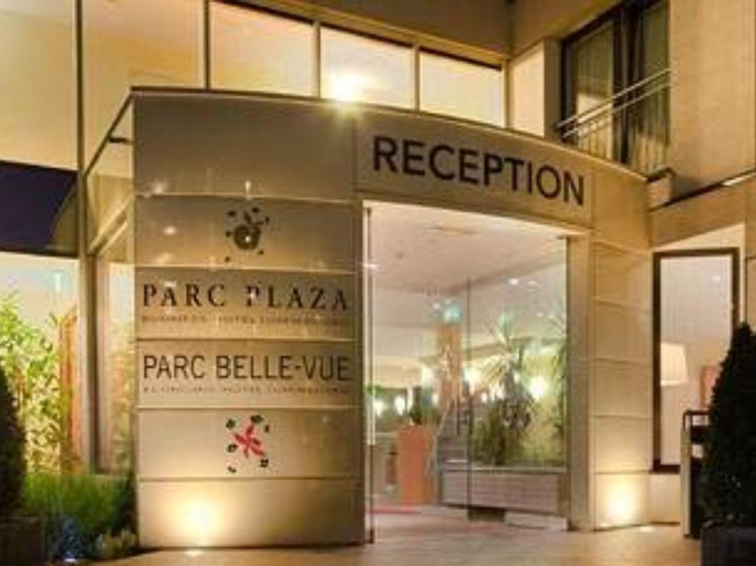 Hotel Parc Plaza-Worldhotel, Luxembourg