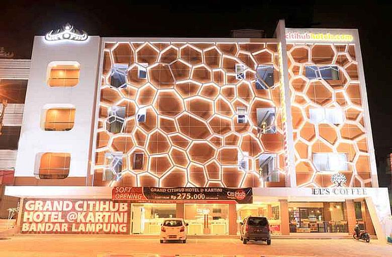 Grand Citihub Hotel @Kartini - Lampung, Bandar Lampung