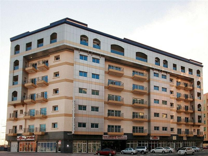 Rose Garden Hotel Apartments Al Barsha,