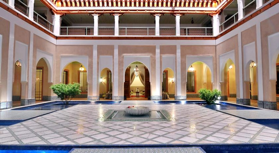Les Jardins de l'Agdal Hotel & Spa, Marrakech