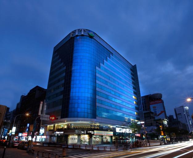 Just Sleep Ximending, Taipei City