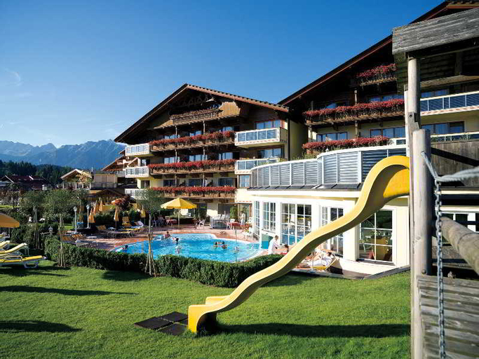 Family and Spa Hotel Alpenpark, Innsbruck Land