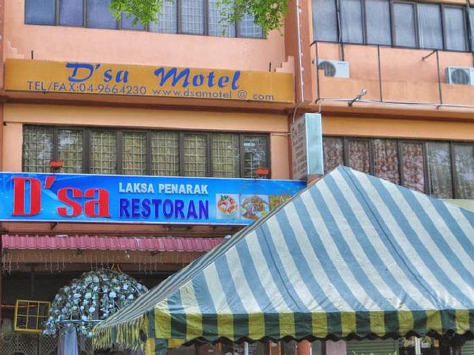D'Sa Motel & Restaurant, Langkawi