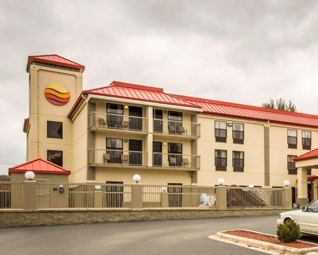 Comfort Inn West Asheville, Buncombe