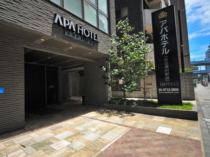 APA Hotel Keikyu Kamata-Ekimae, Ōta