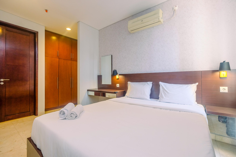 Great Choice and Spacious 3BR at The Empyreal Apartment By Travelio, South Jakarta