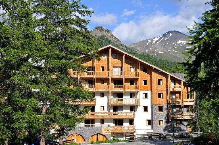 L'Ecrin des Neiges, Hautes-Alpes